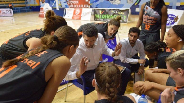 Valencia Basket sabe sufrir para volver a ganar en Liga Dia (59-66)
