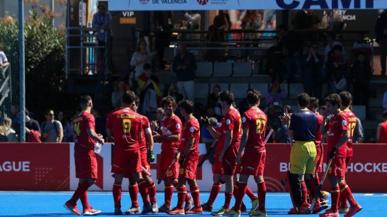 Valencia clausura la FIH Pro League con otra victoria de España en los shoot outs