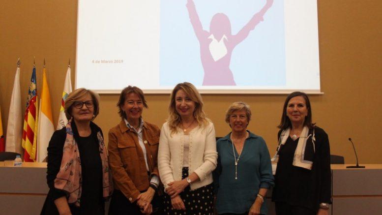 Cinco doctoras de referencia debaten en el CEU sobre éxito profesional e igualdad de oportunidades